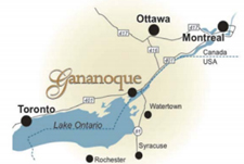 Gananoque Location Advantages