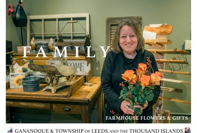 Farmhouse Flowers & Gifts
