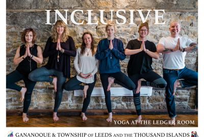 Yoga at The Ledger Room
